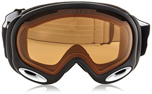 oakley goggles a frame  Oakley A-Frame 2.0 Jet Ski Goggles, Black/Persimmon