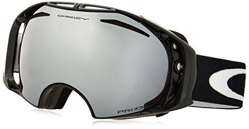 oakley airbrake black iridium lens